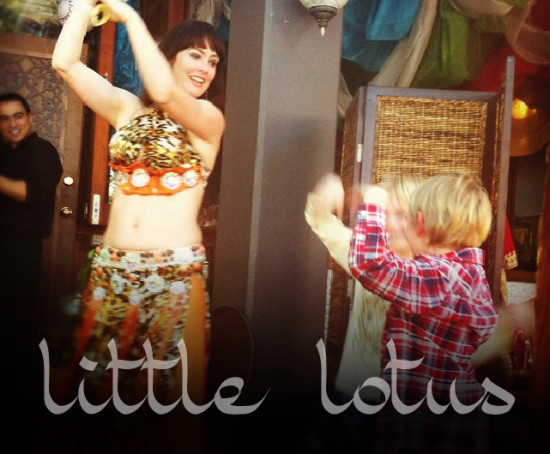 The Little Lotus Birthday Party Show