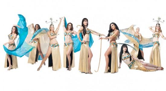 1001 Arabian Nights Fantasy Bellydance Show